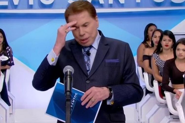 Silvio Santos faz piada constrangedora sobre Alexandre Pato