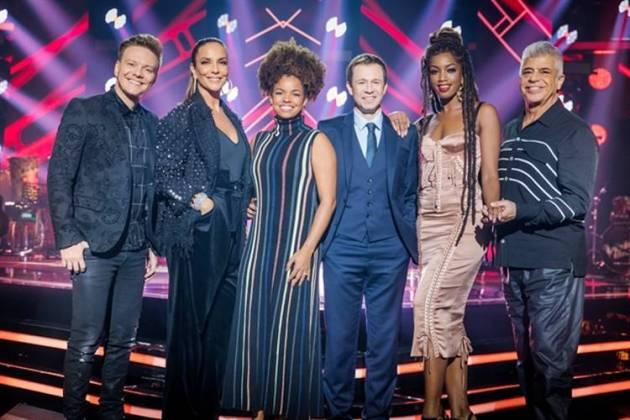 The Voice (Globo/Paulo Belote)