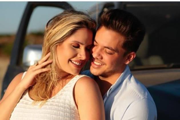 Thyane Dantas e marido Wesley Safadão- Instagram