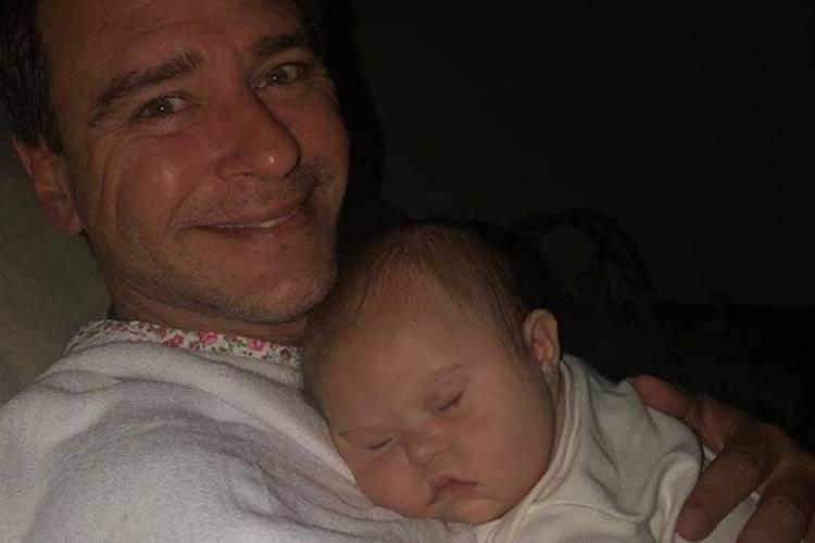 Ex-BBB revela como foi a reação ao descobrir que a filha seria portadora de Síndrome de Down