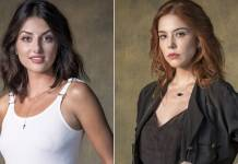 Intérpretes de Camila e Valéria – Reprodução/Montagem