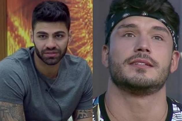 Netto DJ e Lucas Viana - Montagem/Área Vip