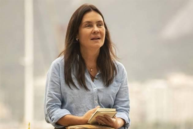 Adriana Esteves (Globo/João Cotta)