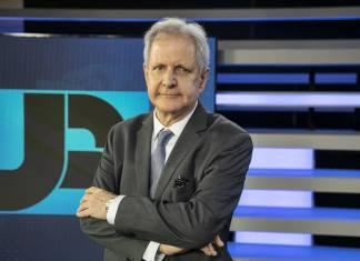 Augusto Nunes (Edu Moraes/Divulgação Record TV)