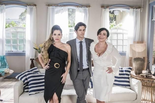 Bom Sucesso - Silvana - Pablo - Virginia (Globo/Victor Pollak)