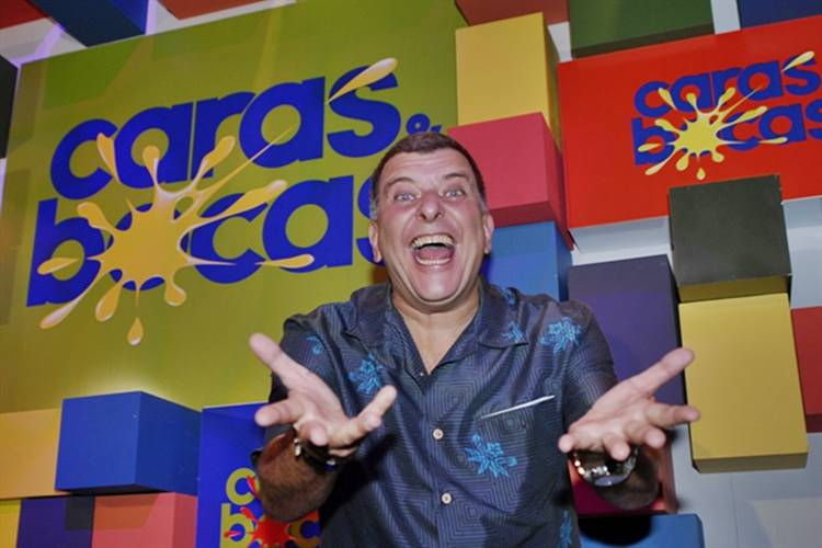 Caras e Bocas - Jorge Fernando (TV Globo / Bob Paulino)