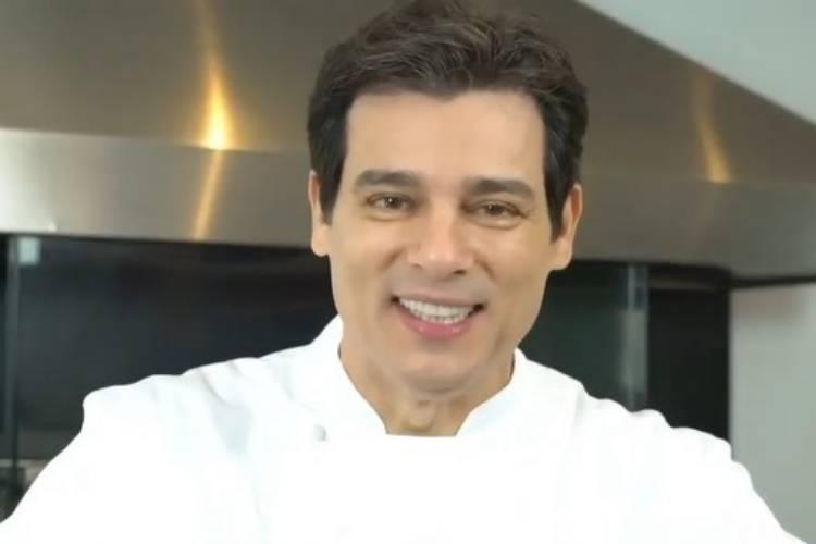 """Celso Portiolli diverte os seguidores ao postar vídeo se """"alongando"""""""