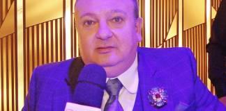 Chef Eric Jacquin - Área VIP