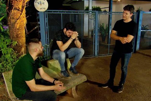 Faro com Zé Neto e Cristiano (Divulgação/ Record TV)