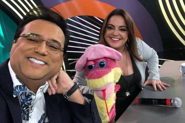 Geraldo Luis e Fabiola Reipert/Instagram