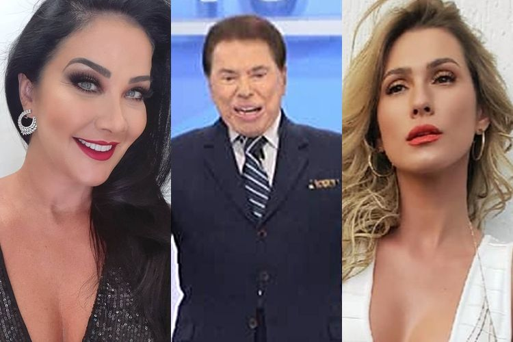 Helen Ganzarolli entrega atitude polêmica de Silvio Santos com Lívia Andrade