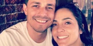 Izabella Camargo e Thiago Godoi reprodução Instagram