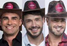 Jorge, Lucas ou Rodrigo - A Fazenda 11