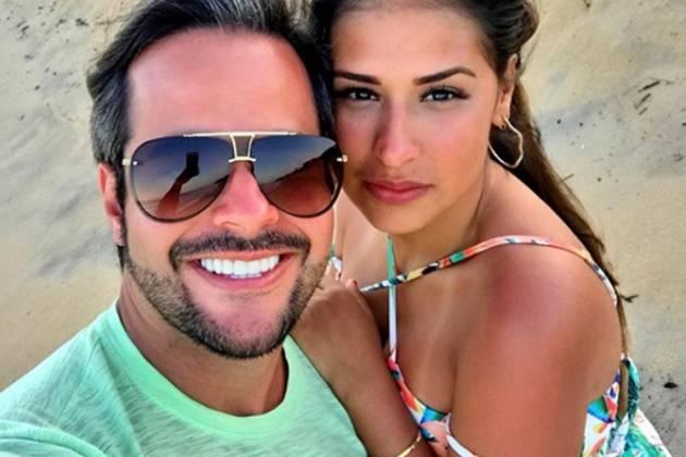 Kaká Diniz Simone Reprodução Instagram