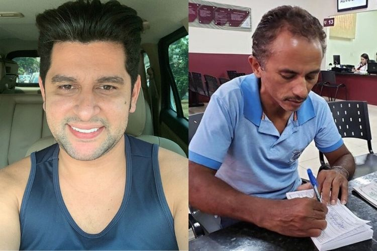 Sertanejo Léo Magalhães se pronuncia sobre suposto escândalo com a música 'Caneta Azul'
