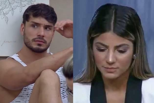 Hariany Almeida e Lucas Viana - Montagem/Área Vip