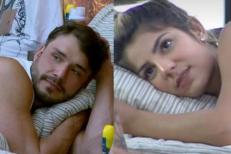 A Fazenda 11: Lucas Viana se irrita com Hariany e esbraveja com nova acusação polêmica