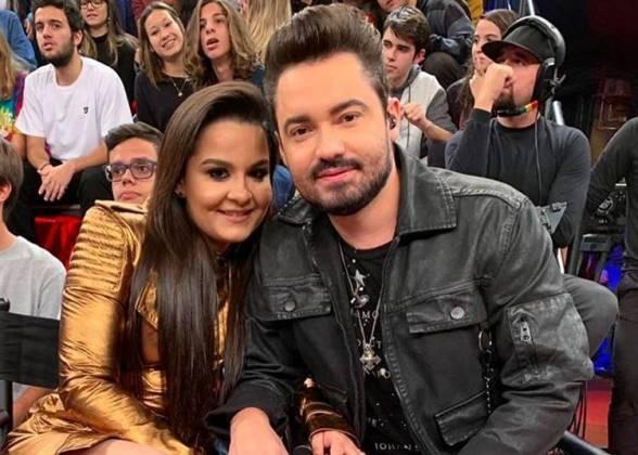 Maiara e Fernando - Instagram