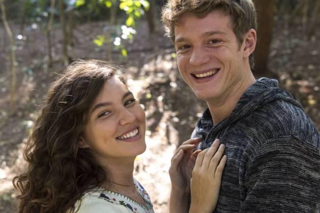 Malhação - Rita e Filipe (Globo/Estevam Avellar)