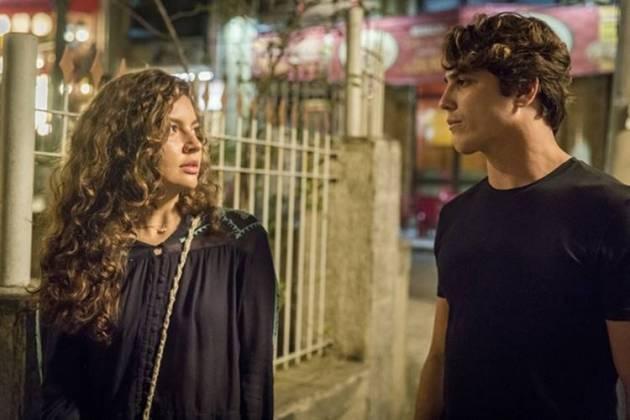 Malhação - Rita e Rui (Globo/Paulo Belote)