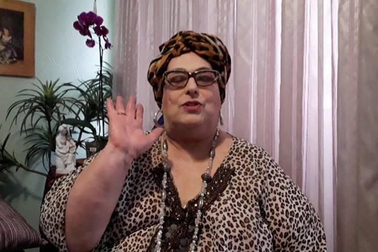 Mamma Bruschetta desabafa após ser diagnosticada com câncer