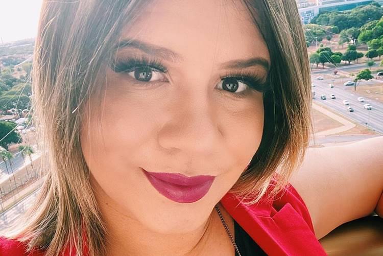 Sertaneja Marília Mendonça surpreende a todos ao surgir sem maquiagem