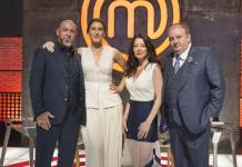 Masterchef - Fogaça - Paola - Ana Paula - Jacquin (Carlos Reinis/Band)