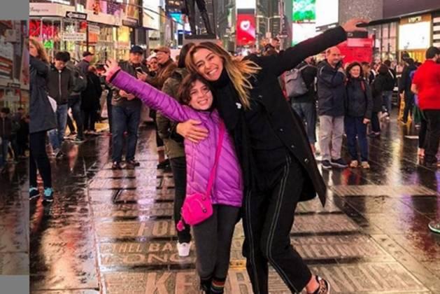 Mônica Martelli e Júlia Marques reprodução Instagram