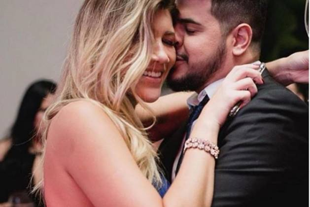 Paula vaccari e Cristiano reprodução Instagram