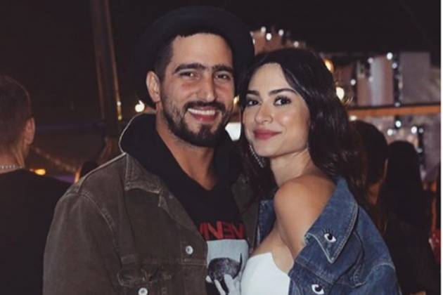 Renato Góes e Thaila Ayala reprodução Instagram