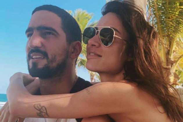 Renato Goes e Thaila Ayala/Instagram