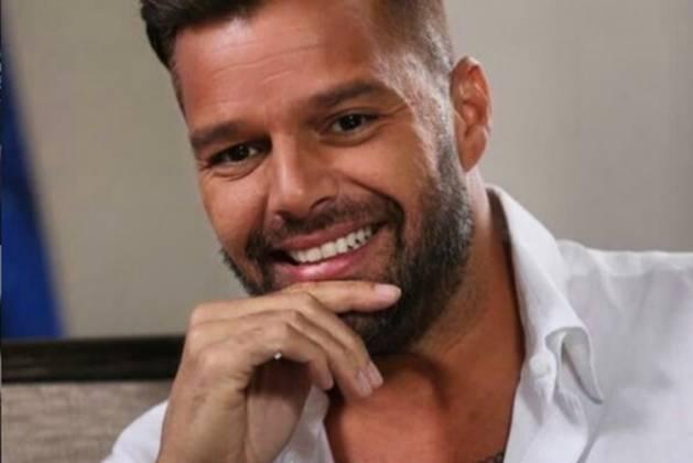 Ricky Martin reprodução Instagram