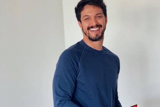 Romulo Estrela reprodução Instagram