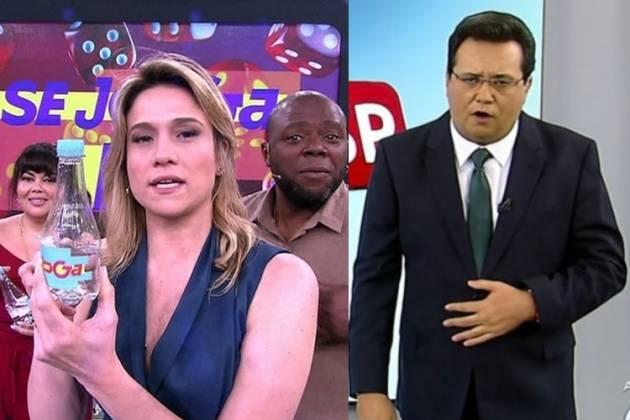 Se Joga' e Geraldo Luís - Montagem/Área Vip
