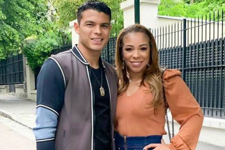 Morando em Paris, mulher do jogador Thiago Silva revela dificuldades financeiras