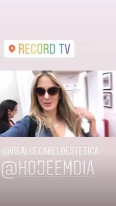 Ana Hickamamm e Ticiane Pinheiro reprodução Instagram