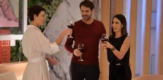 Topíssima - Sophia é drogada por Lima (Blad Meneghel/ Record TV)