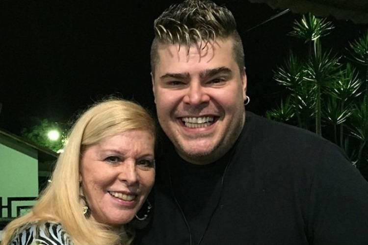 Rafael Vanucci sai às pressas após internação em estado crítico da cantora Vanusa