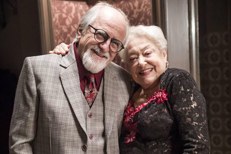 Final feliz para Marlene e Antero em 'A Dona do Pedaço' - AreaVip.com.br