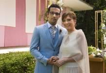 A Dona do Pedaço - Beatriz e Zé Hélio se casam (Globo/Cesar Alves)