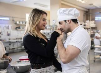 A Dona do Pedaço - Britney e Abel (Globo/Victor Pollak)
