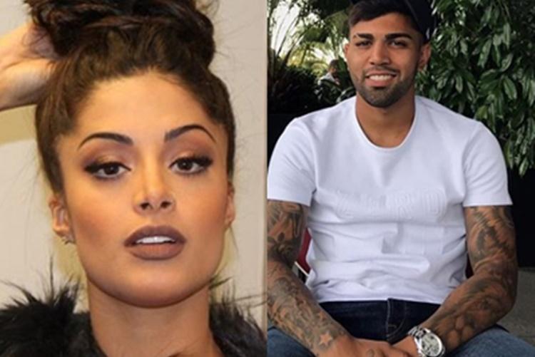 Aline Riscado fala pela primeira vez sobre rumores de affair com Gabigol