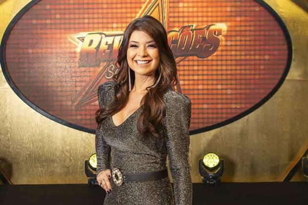Amanda Françozo (Juan Ribeiro / Divulgação TV Aparecida)