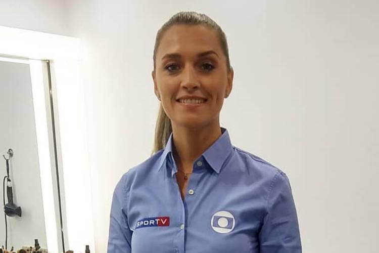 Comentarista da Globo, Ana Thaís Matos lamenta morte do cantor Reinaldo