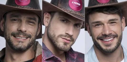 Diego, Guilherme ou Lucas - A Fazenda 11