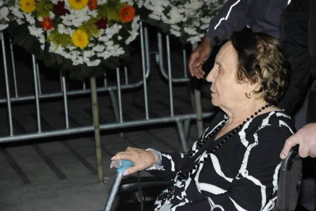 Dona Maria do Céu - Mãe do Gugu (Eduardo Martins / AgNews)
