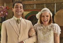 Éramos Seis - Zeca e Olga (Globo/Cesar Alves)