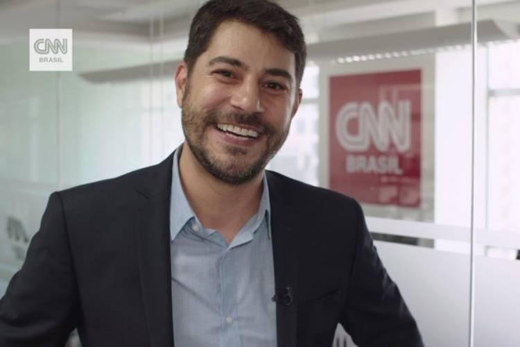 CNN Brasil anuncia mês de estreia da emissora
