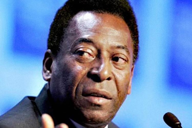 Aos 79 anos, ex jogador Pelé fala sobre sua saúde