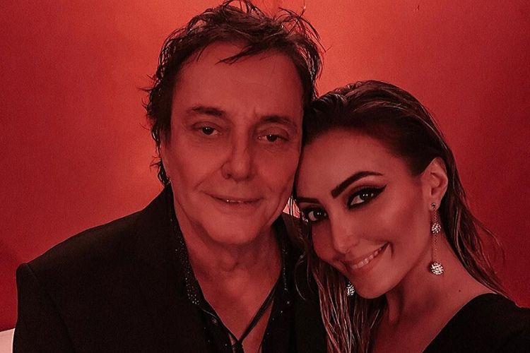 Fábio Jr e Tainá Galvão, sua filha - Reprodução: Instagram
